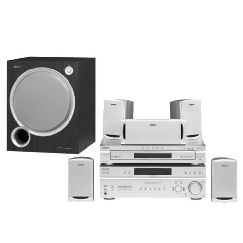 HT5800DP Single Dvd/receiver Home Theater In A Box