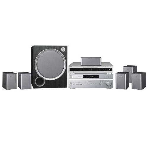 HT8800DP Dvd/vcr Combo Home Theater In A Box