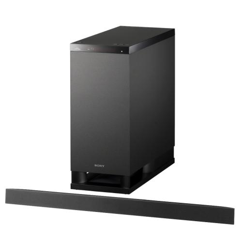HTCT350 3D Sound Bar Home Theater System With Wireless Subwoofer