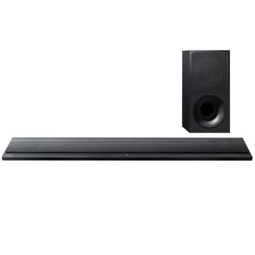 HTCT390 Ultra-slim Sound Bar With Bluetooth