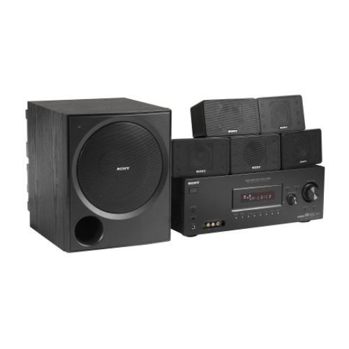 HTDDW900 6.1 Ch Receiver Speaker System
