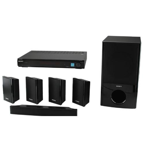 HTSS360 Blu-ray Disc Matching Component Home Theater System