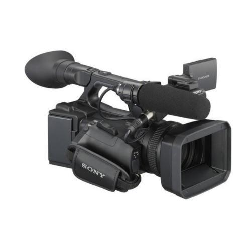 HXRNX5U Professional Avchd Hand-held Camcorder