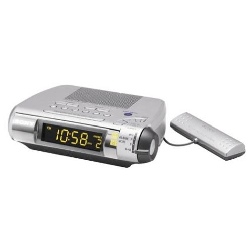 ICFC255RC Auto Time Set Clock Radio