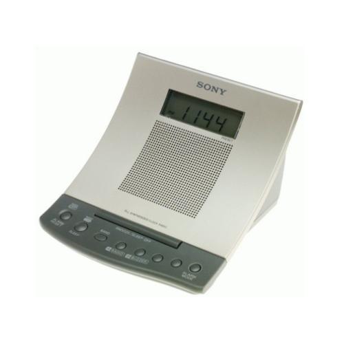 ICFC703 Am/fm Clock Radio