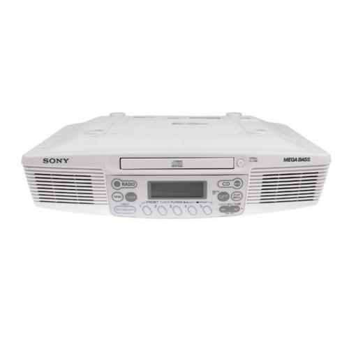 ICFCD533 Cd Clock Radio