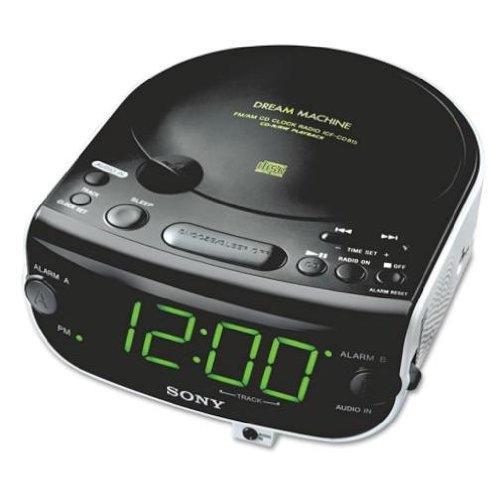 ICFCD815 Fm/am Cd Clock Radio