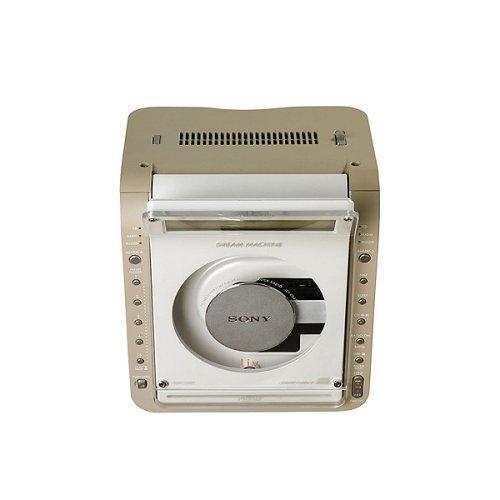 ICFCD855 Cd Clock Radio