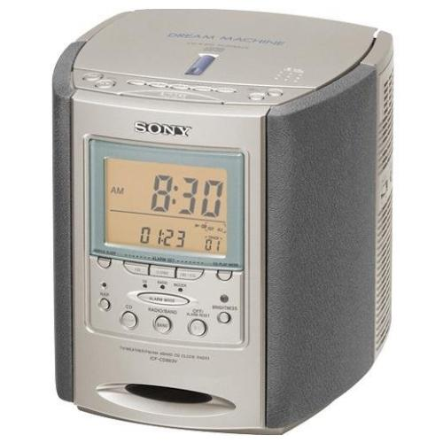 ICFCD863V Cd Clock Radio