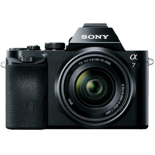 ILCE7K Alpha A7 Mirrorless Digital Camera