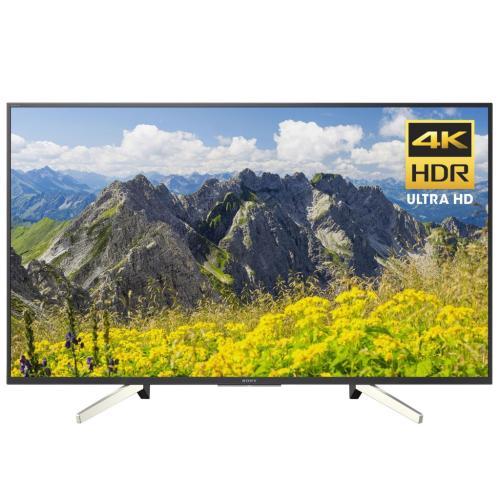 KD49X757F 2018 Led 4K Ultra Hd Smart Tv