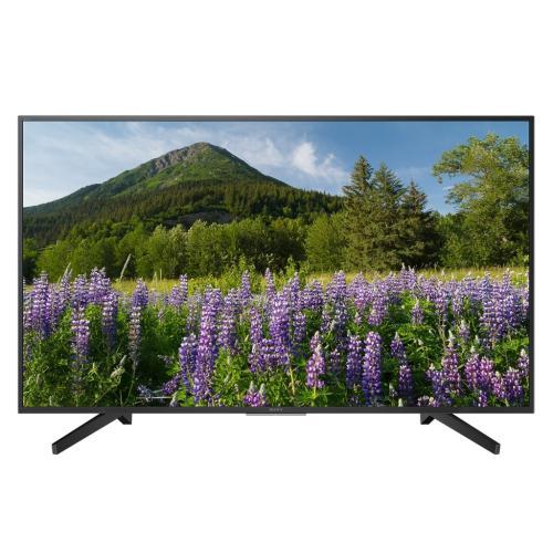 KD65X730F 65-Inch 4K Ultra Hd, Hdr, Smart Tv