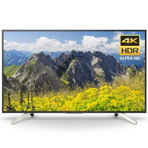 KD65X755F 65-Inch Led, 4K Ultra Hd, High Dynamic Range (Hdr) Smart Tv