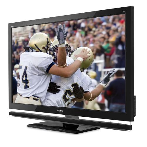 KDL52XBR7 52-Inch Bravia Xbr Series Lcd Television