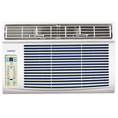 KWDUK06CRN1BCK0 Kool King 6,000 Btu Window Air Conditioner