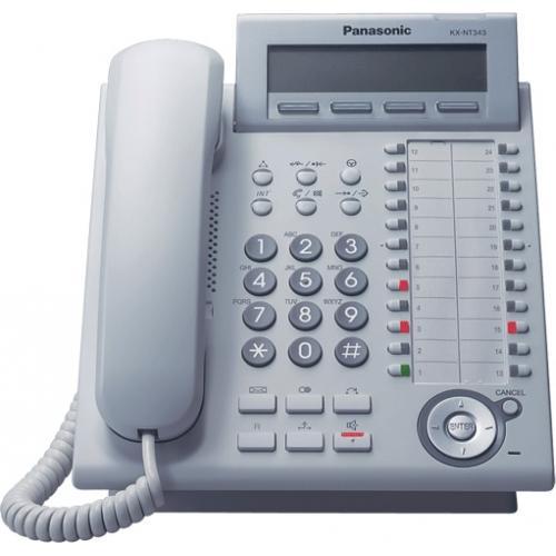 KXDT343 Dig. Proprietary Phone