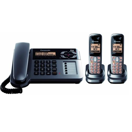 KXTG1062M Dect,tad,2in1,2hs