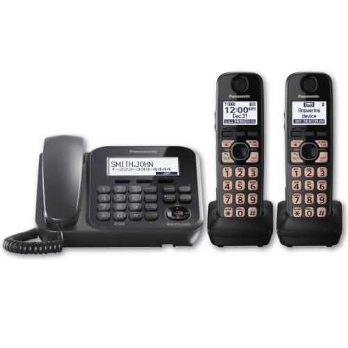 KXTG242SK Dect 6.0 Telephone