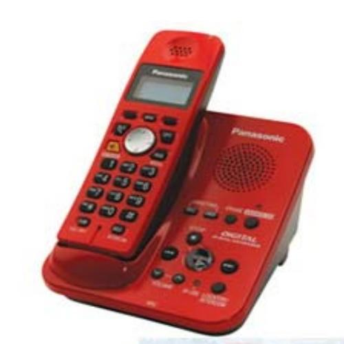 KXTG3021/07 Red 2.4G W/1/hs