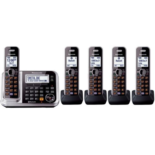 KXTG365SK Dect 6.0 Telephone