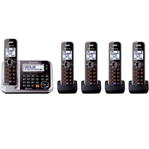 KXTG385SK Dect 6.0 Telephone