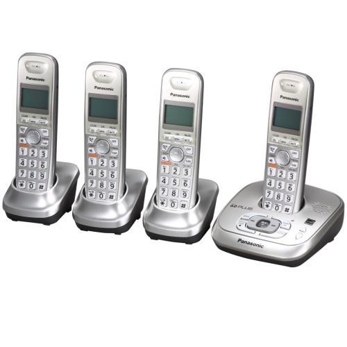 KXTG4024N Dect 6.0 Telephone