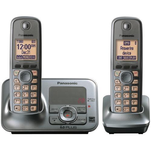 KXTG4132M Dect 6.0 Telephone
