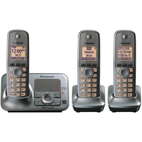 KXTG4133M Dect 6.0 Telephone