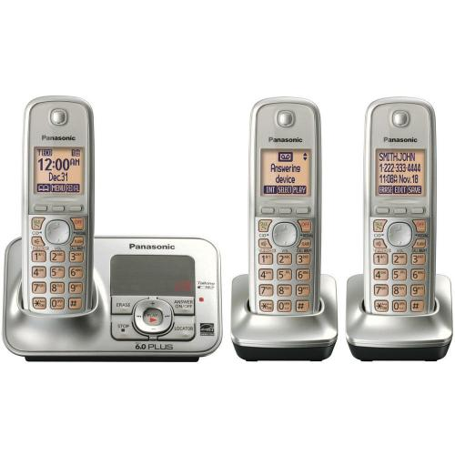 KXTG4133N Dect 6.0 Telephone