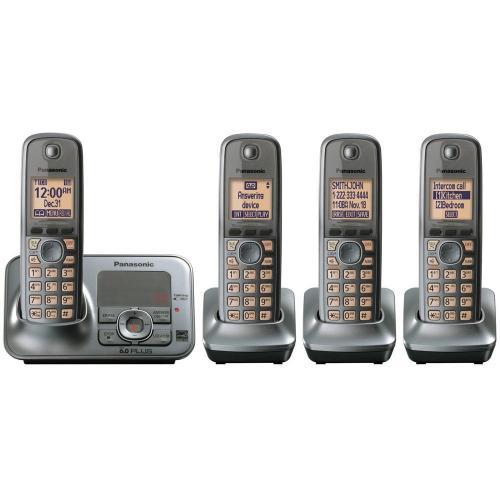 KXTG4134M Dect 6.0 Telephone
