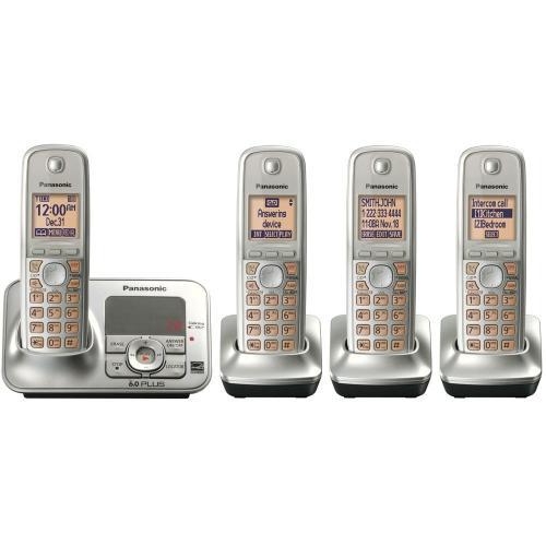 KXTG4134N Dect 6.0 Telephone