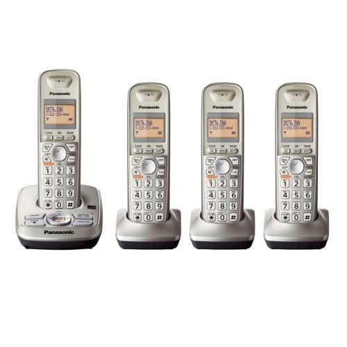 KXTG4224N Dect 6.0 Telephone