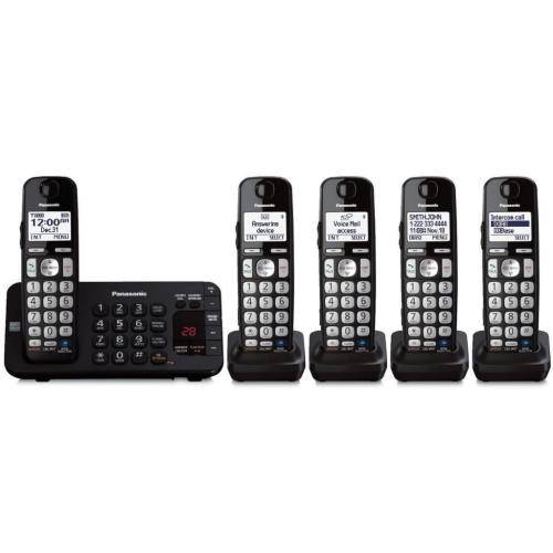 KXTG465SK Dect 6.0 Telephone