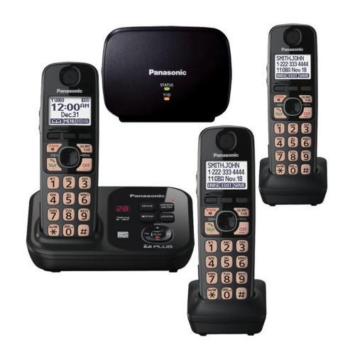 KXTG4763B Dect 6.0 Telephone