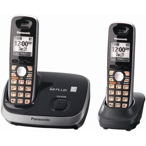 KXTG6512B Dect 6.0 Telephone