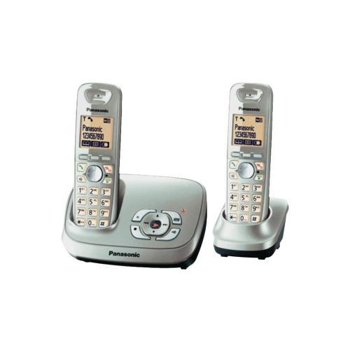 KXTG6522B Dect 6.0 Telephone