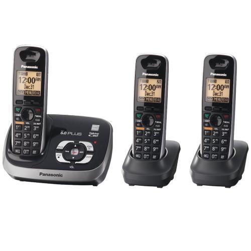 KXTG6523B Dect 6.0 Telephone