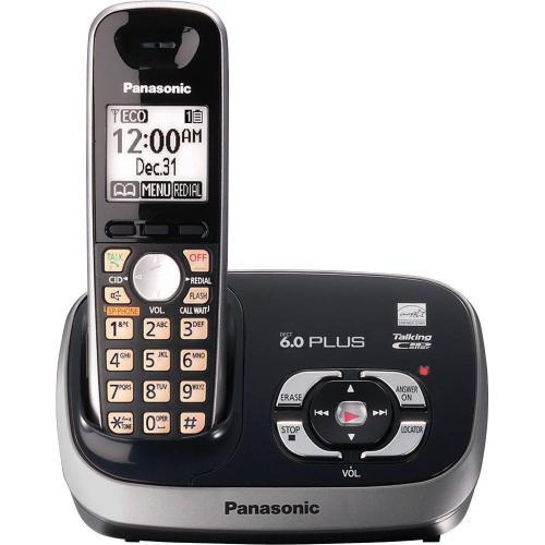 KXTG6531B Dect 6.0 Telephone
