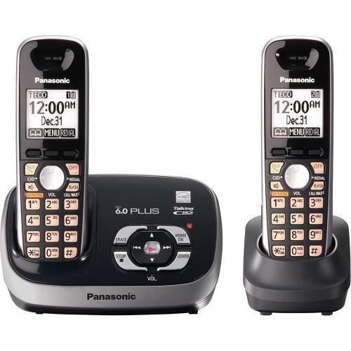 KXTG6532B Dect 6.0 Telephone