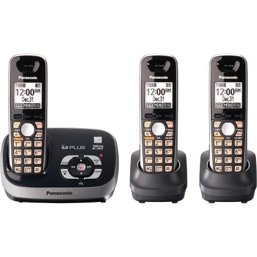KXTG6533B Dect 6.0 Telephone