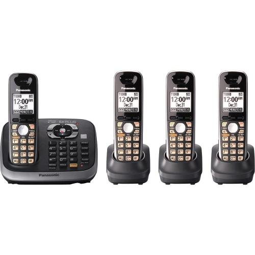 KXTG6544B Dect 6.0 Telephone