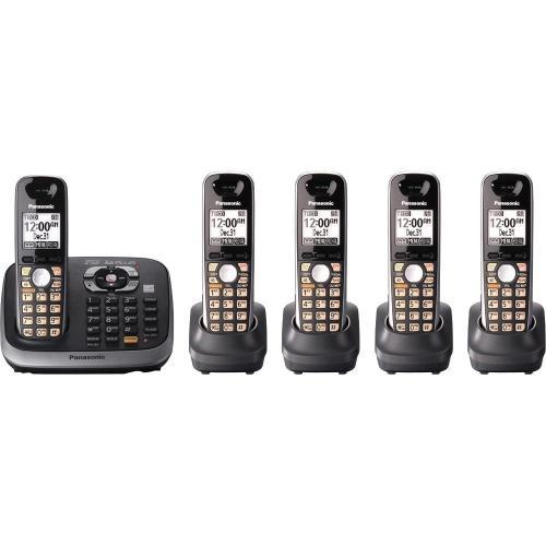 KXTG6545SK 6.0 Dect Cordless Phone