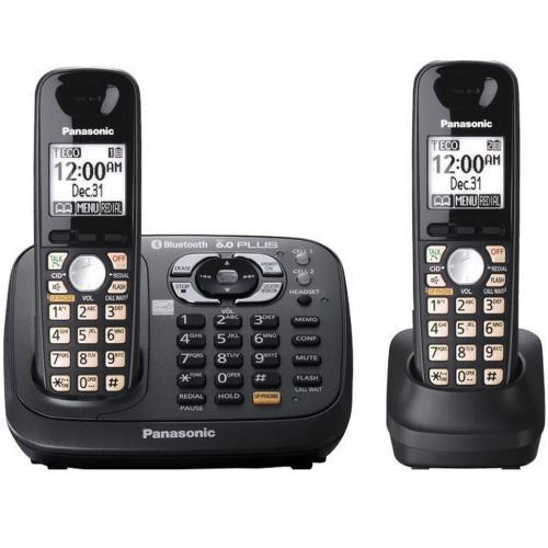 KXTG6582T Dect 6.0 Telephone