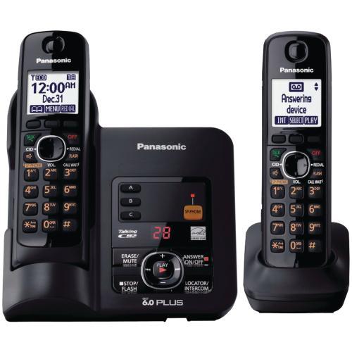 KXTG6632B Dect 6.0 Telephone