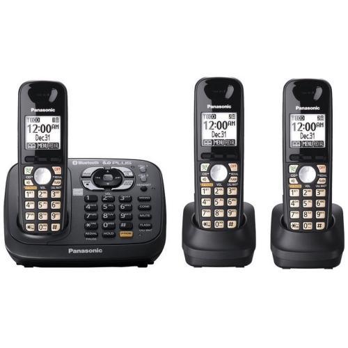 KXTG6633B Dect 6.0 Telephone