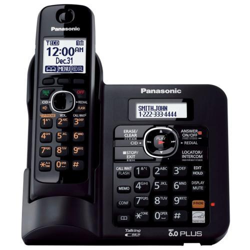 KXTG6641B Dect 6.0 Telephone