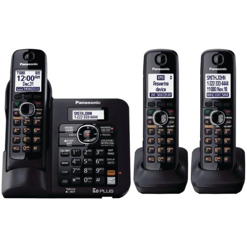 KXTG6643B Dect 6.0 Telephone