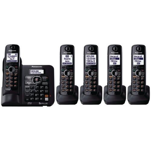 KXTG6645SK Dect 6.0 Telephone