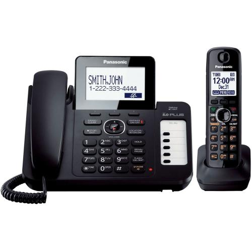 KXTG6671B Dect 6.0 Telephone