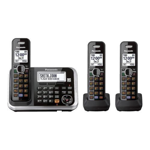 KXTG6843B Dect 6.0 Telephone